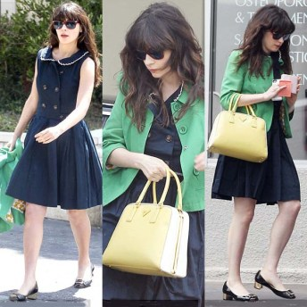 zooey outfits